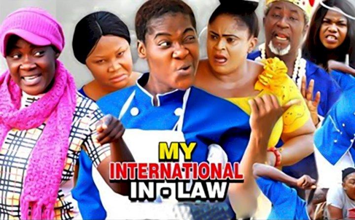 My International In-Law (2021)