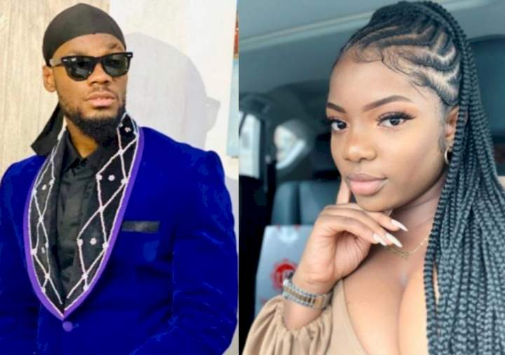 BBNaija reunion: Why my relationship with Prince crashed - Dorathy