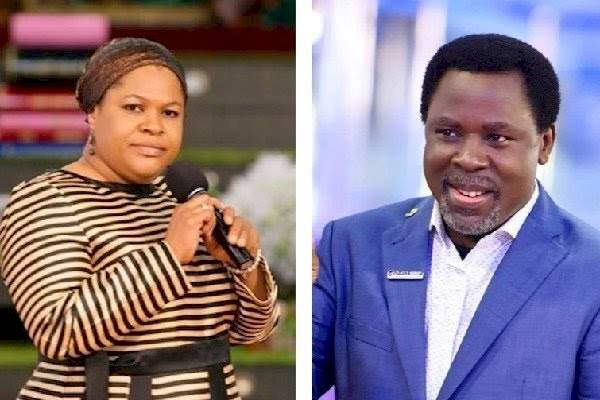 """""""I'm not surprised by my husband's death"""" - TB Joshua's widow declares"""