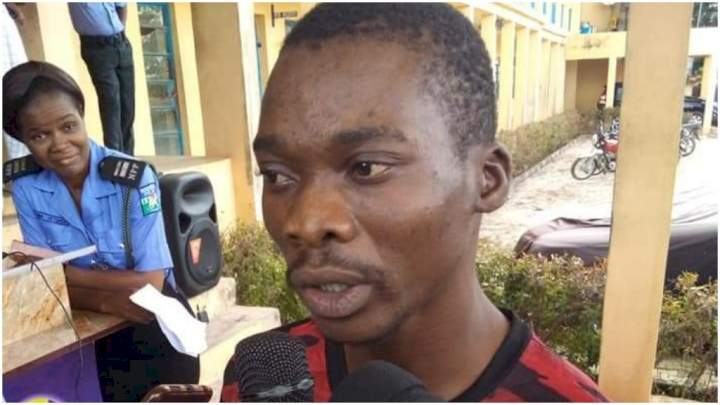 My admiration for Anini, Shina Rambo lured me into robbery at age seven - suspect
