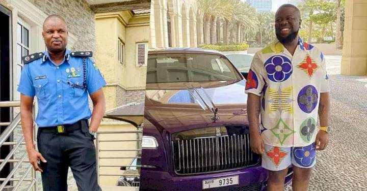 """""""I only helped him to buy clothes"""" - DCP Abba Kyari reacts to involvement in $1.1M deal with Hushpuppi"""