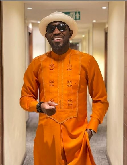 """""""Speaking in tongues can't stand in for the apology you owe people in English"""" - Singer, Timi Dakolo"""