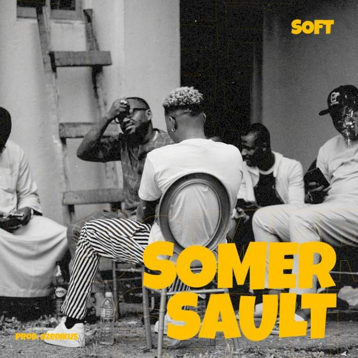 Soft - Somersault