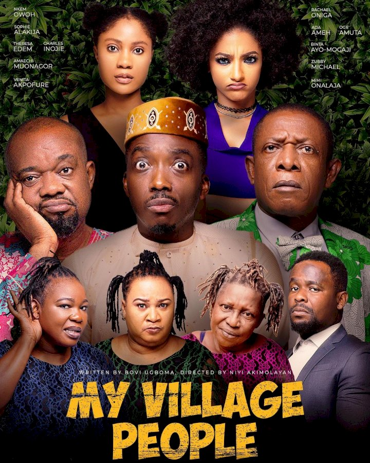 """Watch the Teaser for Forthcoming Film """"My Village People"""""""