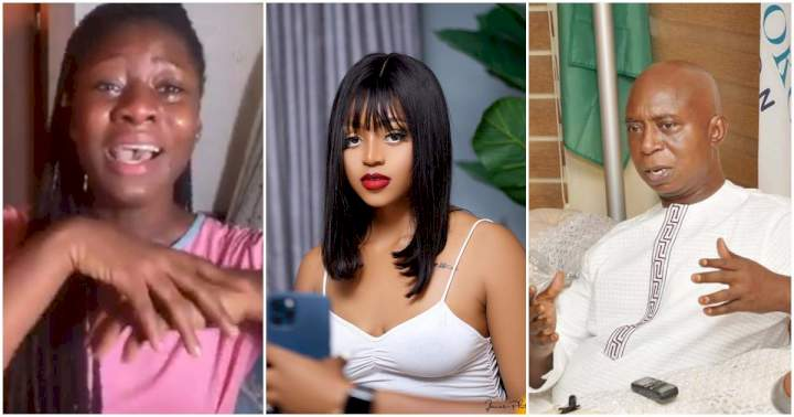 """Just breathe"" - Regina Daniel reacts to the accusation made against her husband, Ned Nwoko pertaining to land disputes"