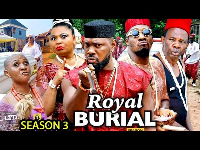 Royal Burial (2021) Part 3