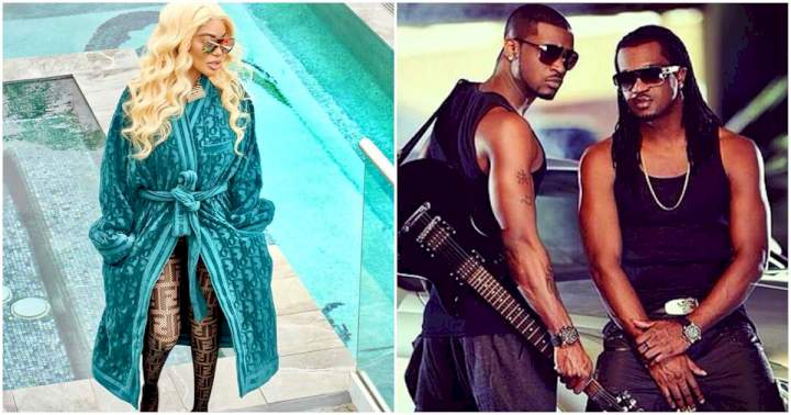 """""""P-square coming back together will be the biggest thing in Africa entertainment"""" - Singer, Dencia"""