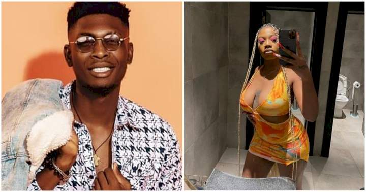 """BBNaija: """"Sammie is not really exposed because he lives in the North"""" - Angel"""