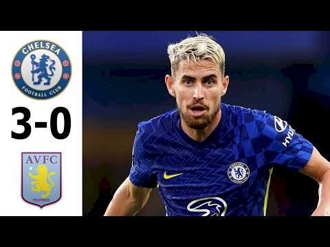 Chelsea 3 - 0 Aston Villa (Sep-11-2021) Premier League Highlights