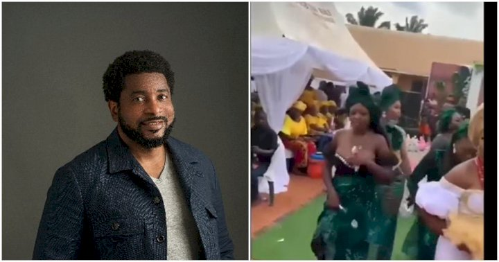 Pastor Kingsley reacts to viral video of bridesmaid outshining bride on her wedding day
