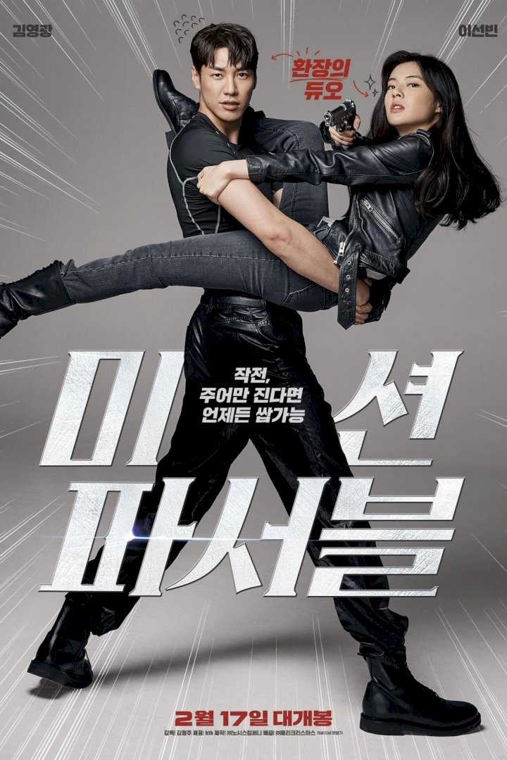 Mission: Possible Subtitles (2021) [Korean]