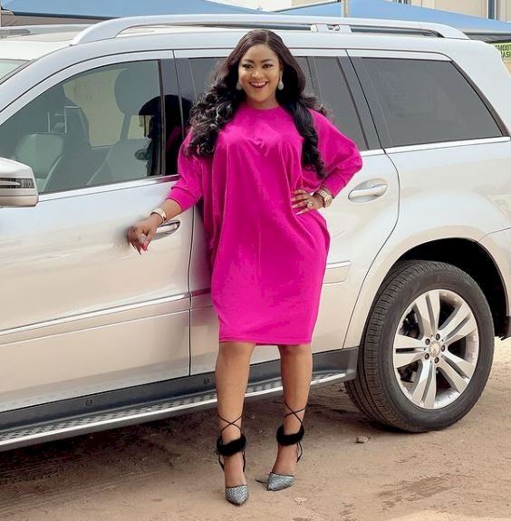 """You have a heart of gold"" – Actress, Uche Elendu hails Rita Edochie for forgiving Ada Jesus"