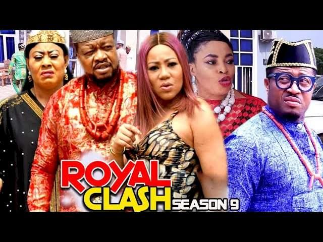 Nollywood Movie: Royal Clash (2021) (Part 9 & 10)