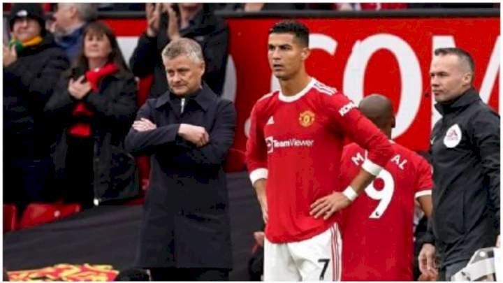 EPL: Replace Solskjaer with Zidane - Ronaldo tells Man Utd's board
