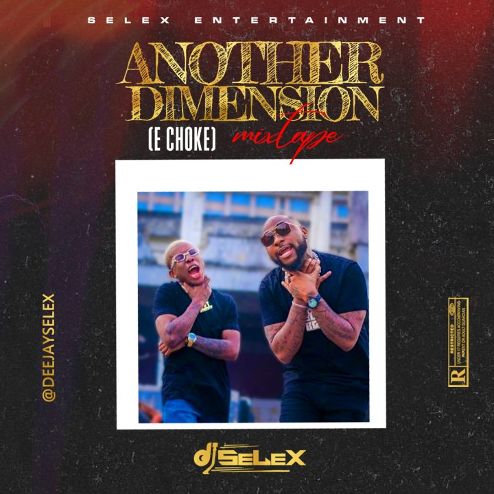 DJ Selex - Another Dimension (E Choke) Mixtape 08183486214