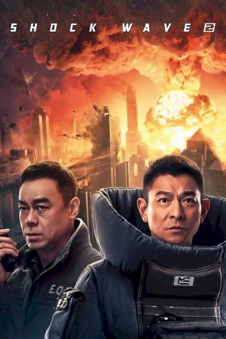 Shock Wave 2 (2020) [Chinese]