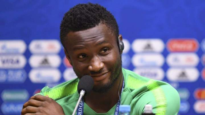 FG gives Mikel Obi new appointment