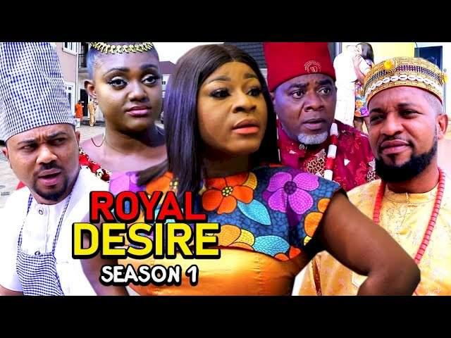 Royal Desire (2021) Part 1