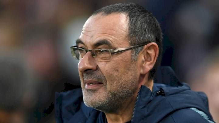 It's better to give up one player than six - Sarri advises Juventus on selling Ronaldo