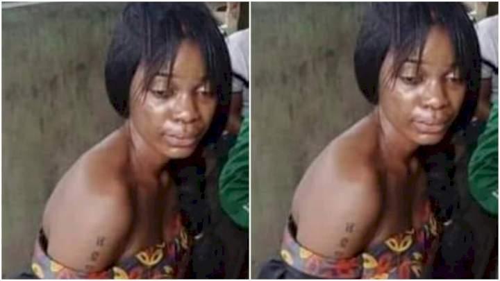 36-year-old lady allegedly butchers 'sugar daddy', cart away car, N2.9 million in Uyo
