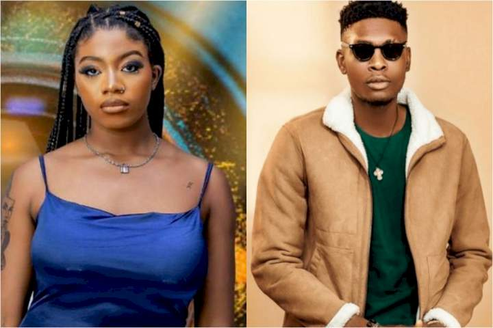 BBNaija: I fell in love with your personality not body - Sammie apologises to Angel