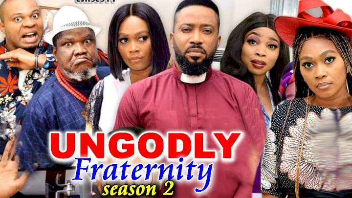 Ungodly Fraternity (2021) Part 2