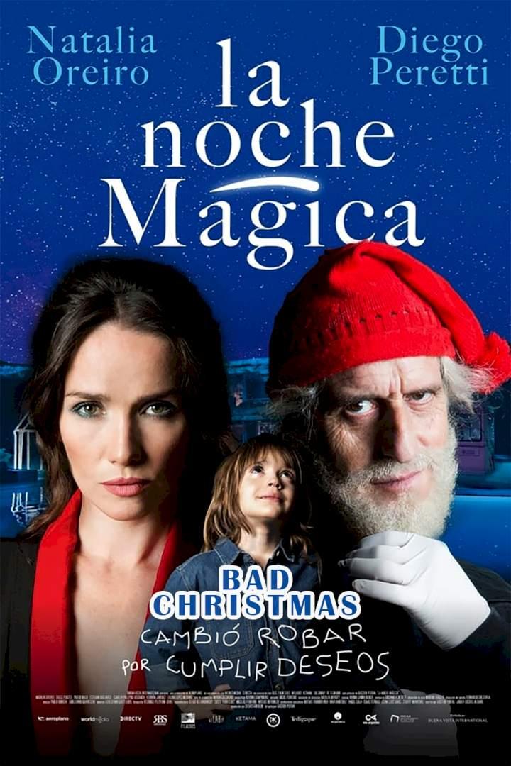 Bad Christmas (2021) [Spanish]