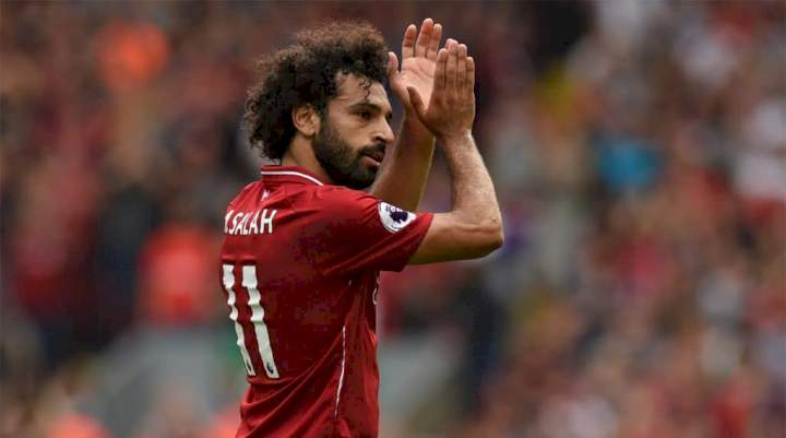 EPL: Mohamed Salah predicts club that will win title