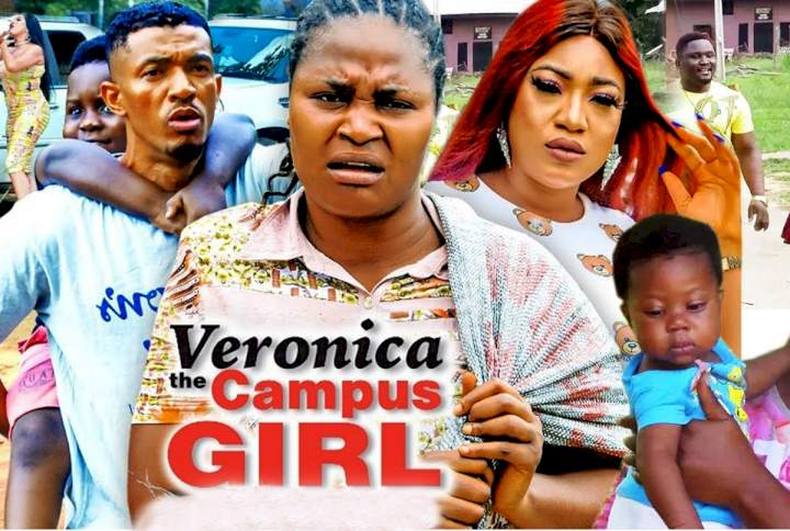 Veronica The Campus Girl (2021)