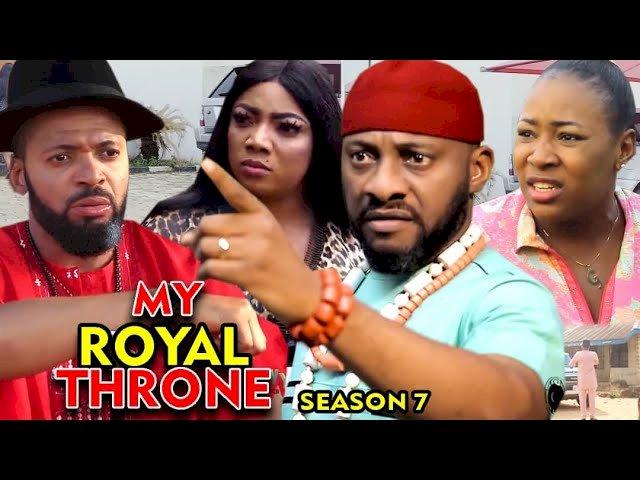 My Royal Throne (2021) Part 7