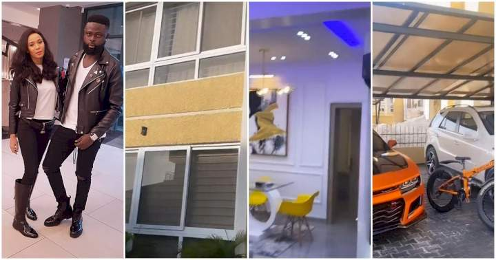 Celebrity tailor, Yomi Casual and wife, Grace Makun become new landowners in Lagos