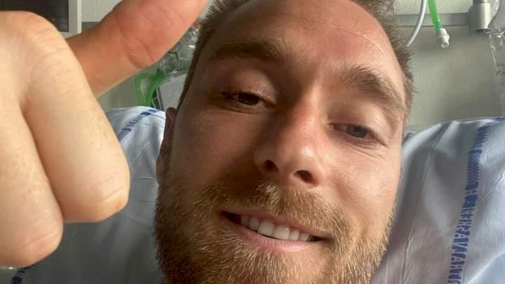 Euro 2020: Eriksen discharged from hospital