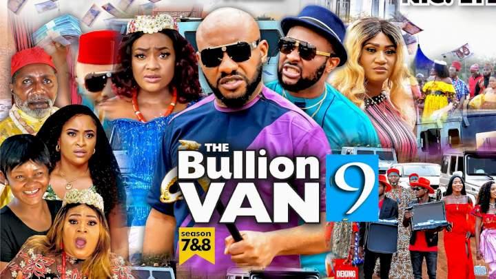 Bullion Van (2021) Part 9