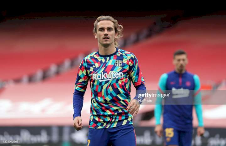 Griezmann set to leave Barcelona after new Messi contract