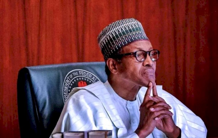 """My wife has sleepless nights trying to improve the lives of Nigerians"" – President Muhammadu Buhari"