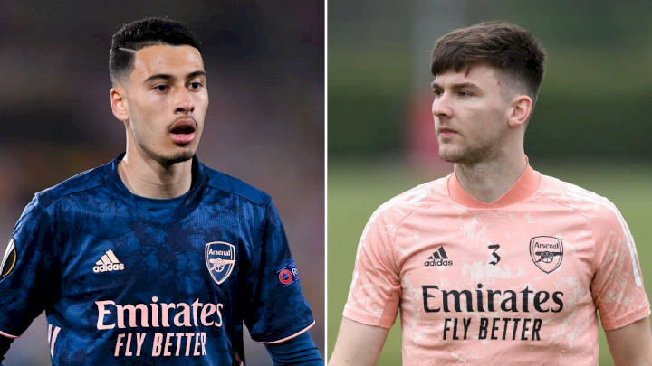 EPL: Arteta hints at issue between Martinelli, Tierney