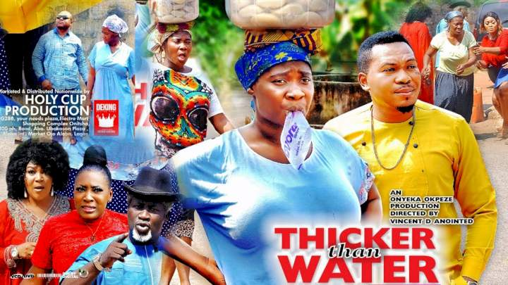 Thicker than Water (2021) Part 1