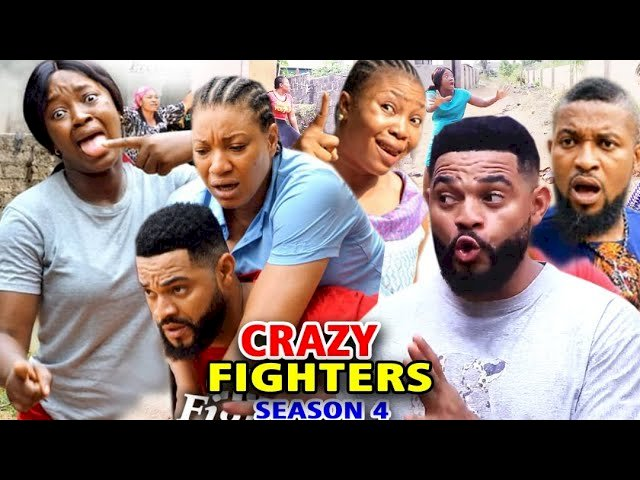 Crazy Fighters (2021) Part 4