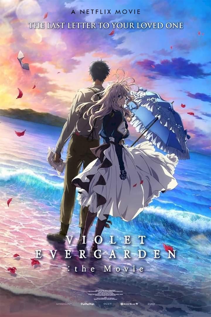 Violet Evergarden: The Movie (2020)