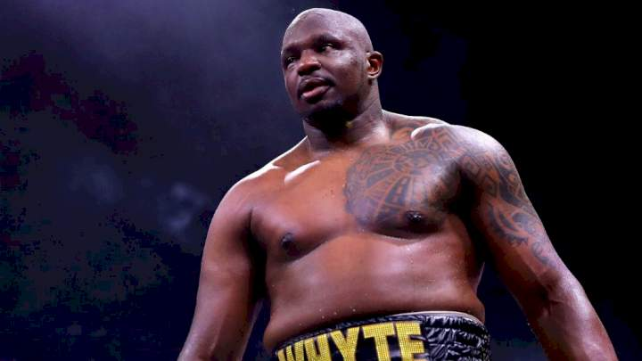 Tyson Fury must be forced to fight me - Dillian Whyte