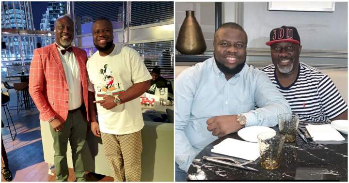 """""""There was never a time I ask people not to post my pictures with Hushpuppi"""" - Dino Malaye"""