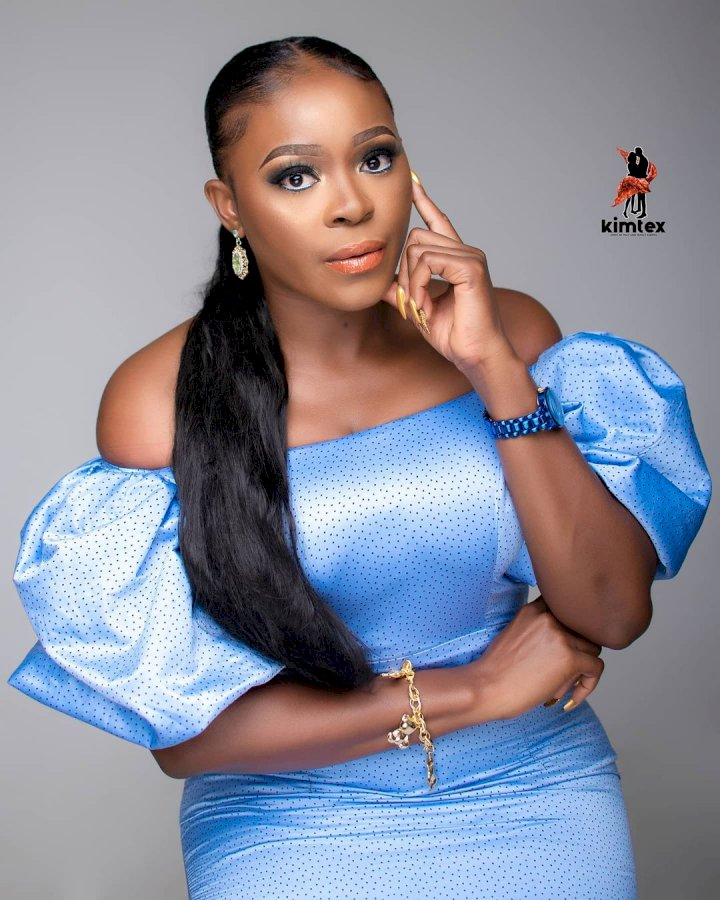 """""""My village people are hindering me from buying big cars like my mates"""" - Actress Chioma Ifemeludike cries out"""