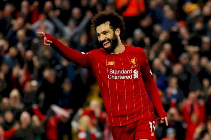 Man Utd vs Liverpool: Salah grabs hat-trick as Reds run riot at Old Trafford