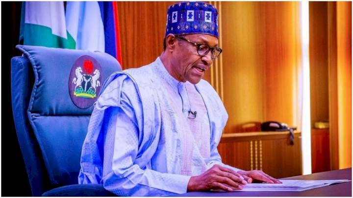 BREAKING: Buhari unveils e-Naira