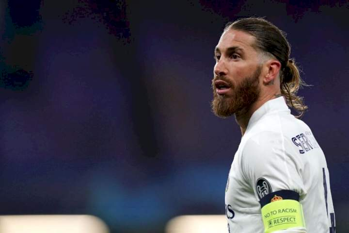 Real reason Sergio Ramos snubbed £30m Arsenal offer for PSG