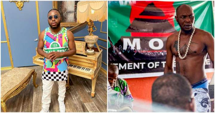 """""""A win is a win"""" - Producer Samklef schools Seun Kuti for making snide remarks about Wizkid's Grammy"""