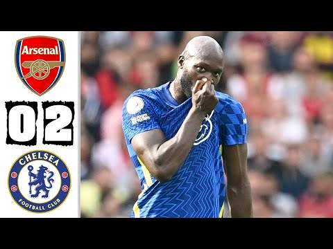 Arsenal 0 - 2 Chelsea (Aug-22-2021) Premier League Highlights