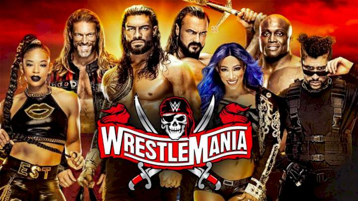 2021 WWE Wrestlemania: Results, match of the year contenders emerge