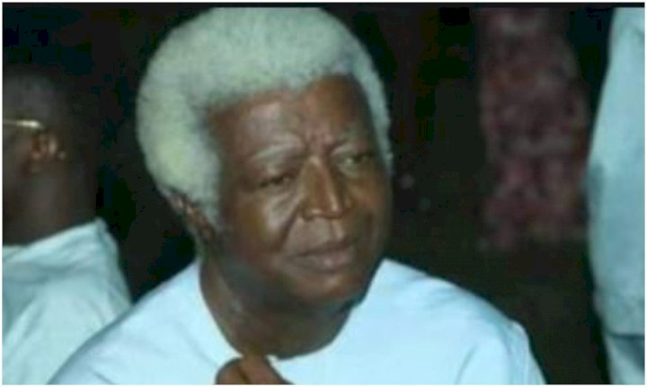 Veteran Nollywood actor, Bruno Iwuoha is dead