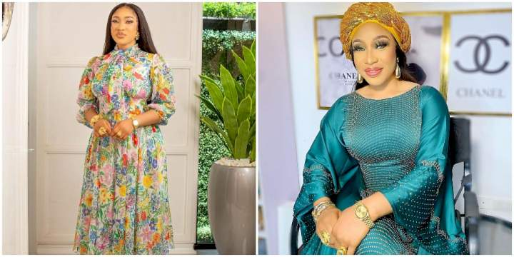 If your ex is still your type, then you have failed - Actress, Tonto Dikeh speaks